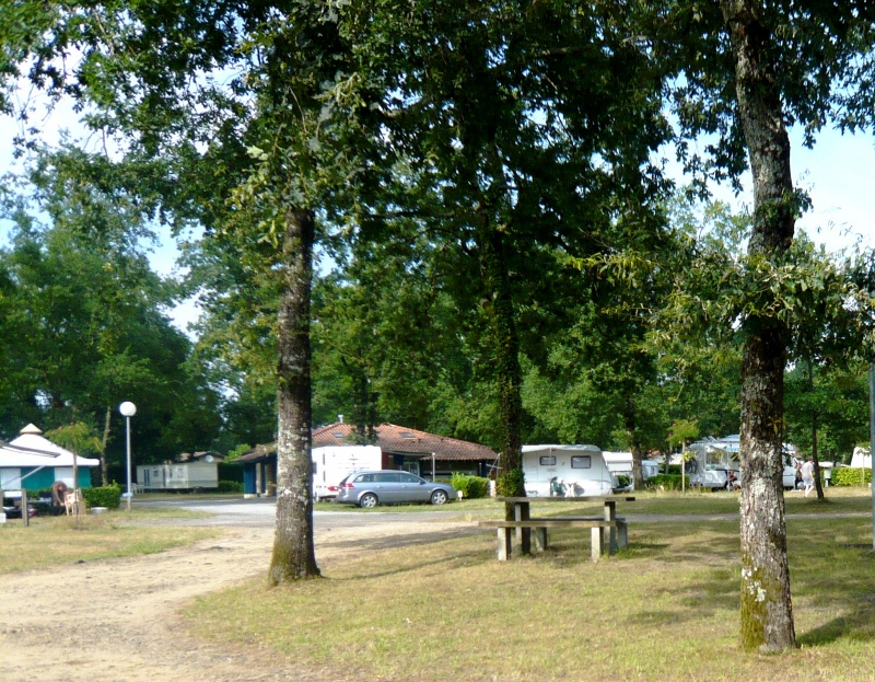 Camp municipal le galan castets camping europe for Camping camp municipal au jardin