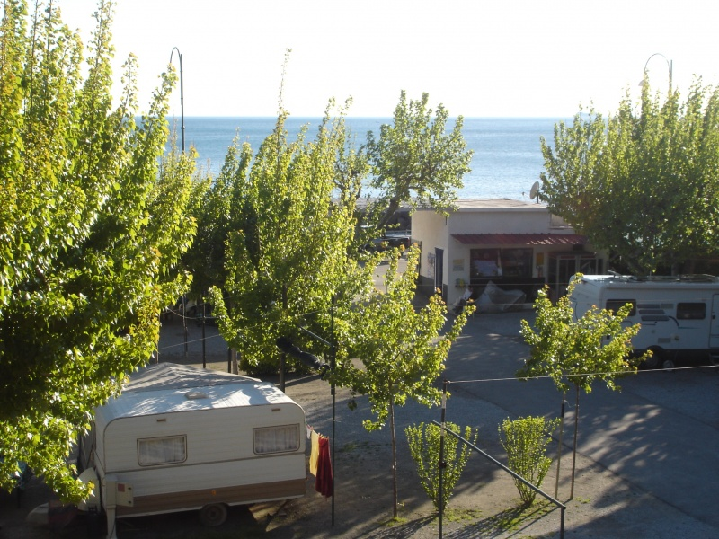 CAMPING AL MARE CHIAVARI - campsite : genoa / chiavari