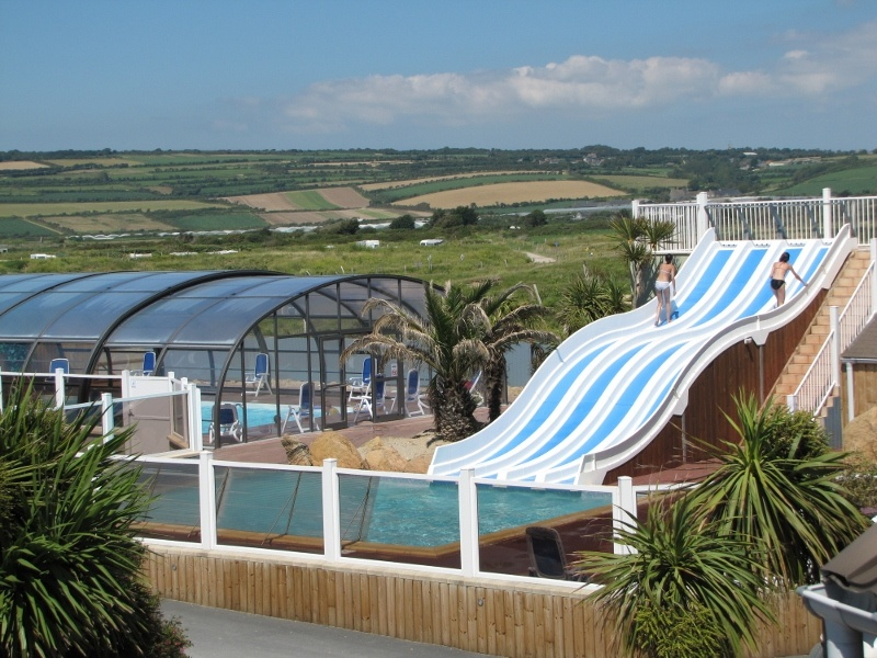 Le ranch camping europe france basse normandie for Piscine equeurdreville
