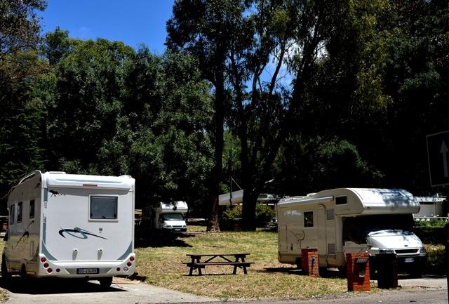 lisboa camping & bungalows - campingplatz : europa / portugal